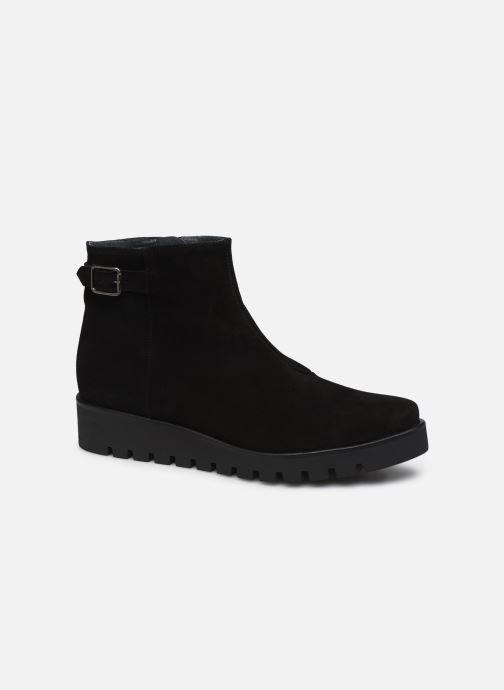 Bottines et boots Bluegenex B-Gote Correa Noir vue détail/paire