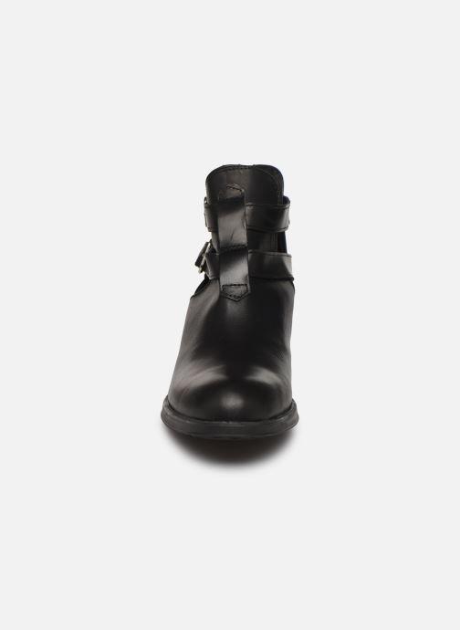 Bottines et boots Bluegenex B-Oxford 474 Noir vue portées chaussures