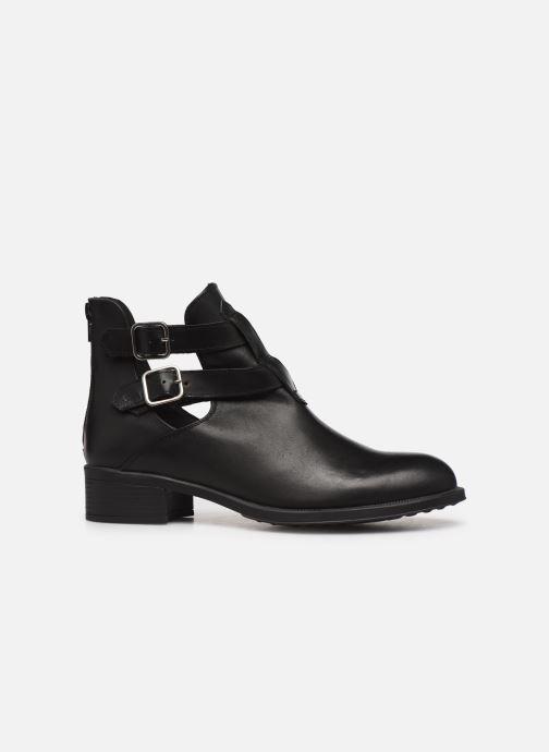 Bottines et boots Bluegenex B-Oxford 474 Noir vue derrière