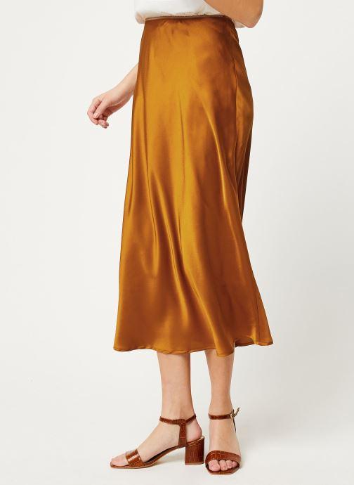 Jupe midi- Objalina Mw Skirt A Div