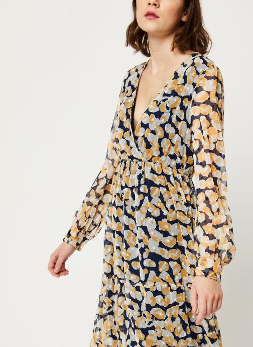 Vêtements Accessoires OBJINGRID L/S WRAP DRESS 107