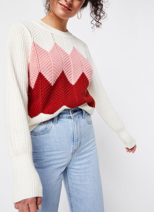 Pull - Objmiriam L/s Knit Pullover 107