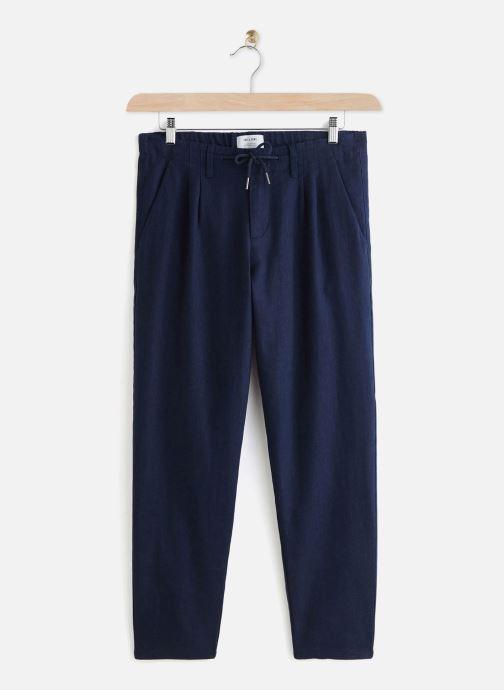 Vêtements Only & Sons Onsleo Linen Pants Bleu vue détail/paire