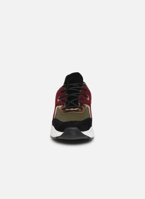 Baskets Bullboxer 077001F5S Multicolore vue portées chaussures