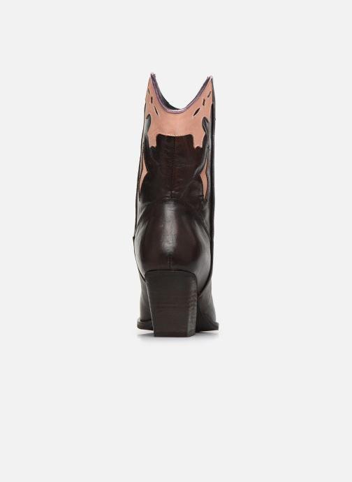 Stiefeletten & Boots Bullboxer 329501E7L braun ansicht von rechts