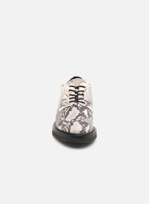 Chaussures à lacets Bullboxer 333000E5L Gris vue portées chaussures