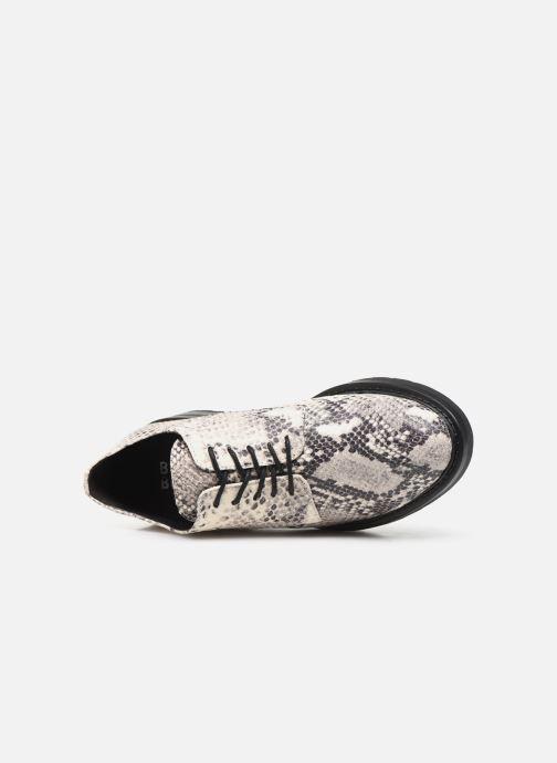 Chaussures à lacets Bullboxer 333000E5L Gris vue gauche