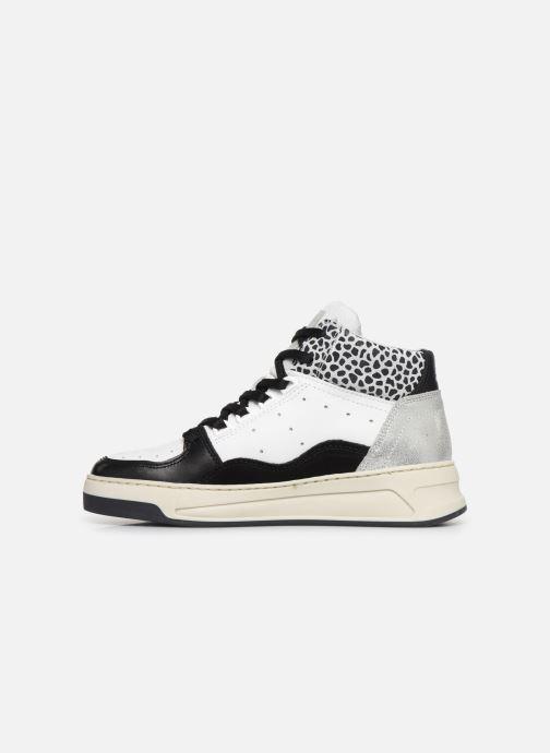 Sneakers Bullboxer 341500E6L Zwart voorkant
