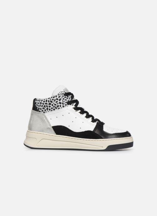 Sneakers Bullboxer 341500E6L Zwart achterkant