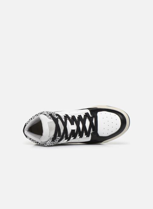 Sneakers Bullboxer 341500E6L Zwart links
