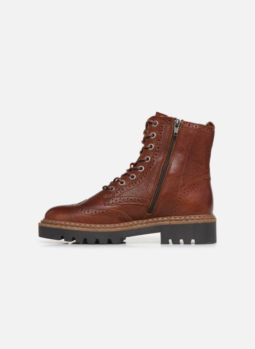 Bottines et boots Bullboxer 362507E6L Marron vue face