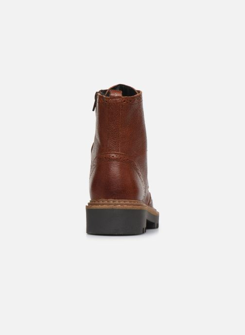 Bottines et boots Bullboxer 362507E6L Marron vue droite