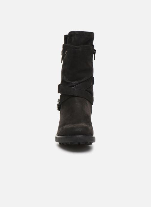 Bottines et boots Bullboxer 427583F6S Noir vue portées chaussures