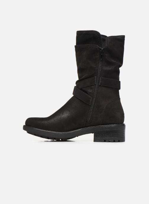 Bottines et boots Bullboxer 427583F6S Noir vue face
