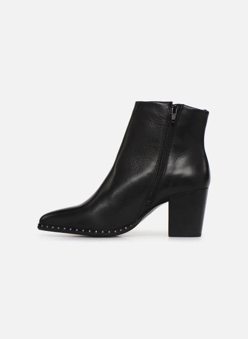 Bottines et boots Bullboxer 453516E6L Noir vue face