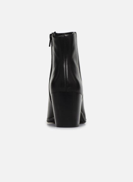 Bottines et boots Bullboxer 453516E6L Noir vue droite