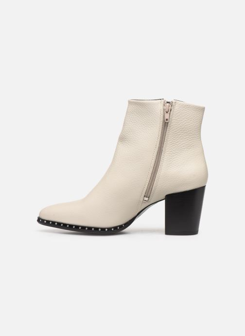 Bottines et boots Bullboxer 453516E6L Blanc vue face