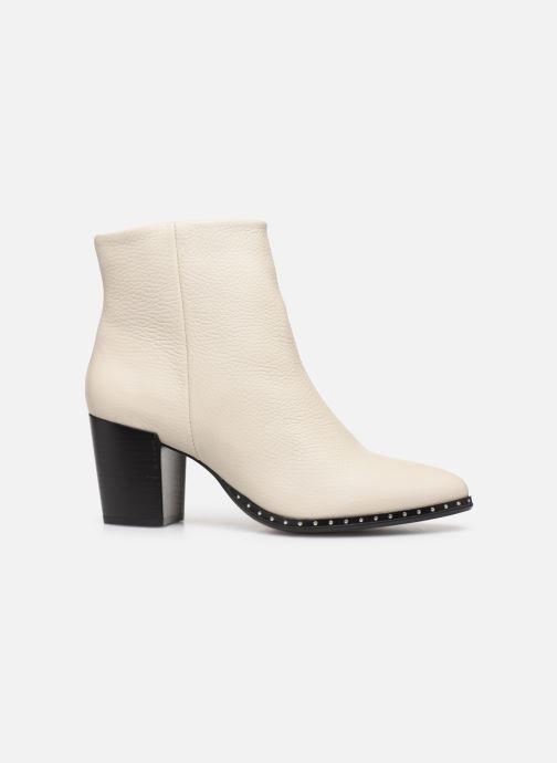 Bottines et boots Bullboxer 453516E6L Blanc vue derrière