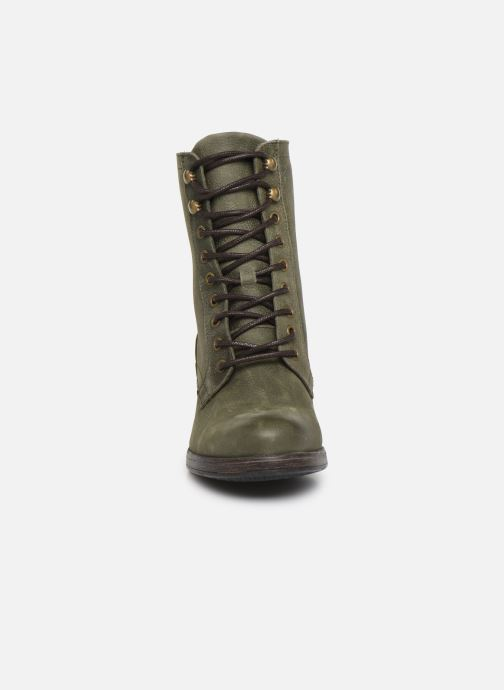 Ankle boots Bullboxer 490508E6L Green model view