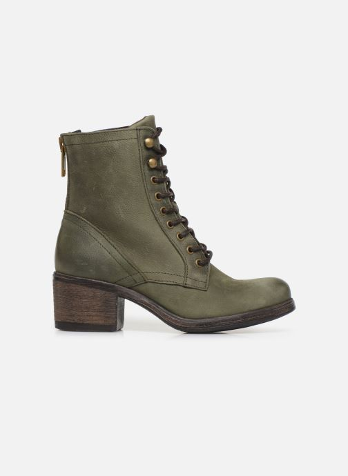 Ankle boots Bullboxer 490508E6L Green back view
