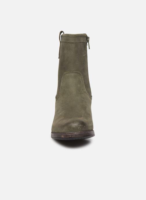 Bottines et boots Bullboxer 490516E6L Vert vue portées chaussures