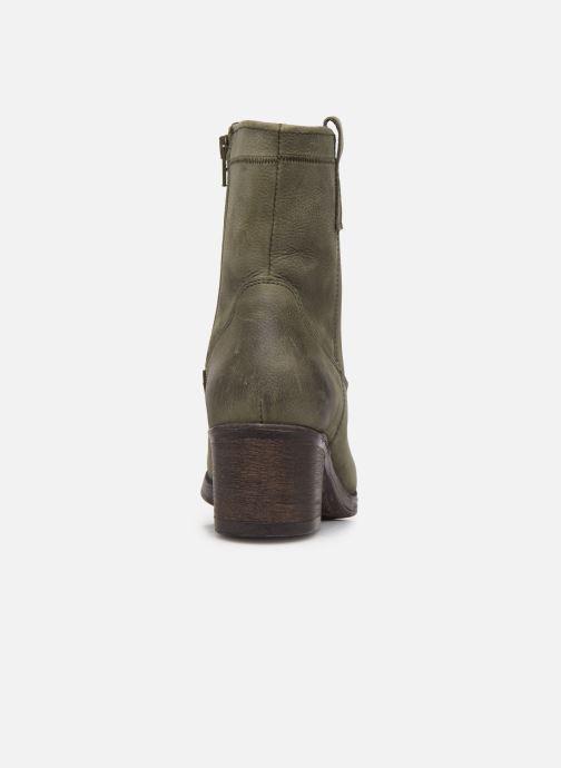 Bottines et boots Bullboxer 490516E6L Vert vue droite