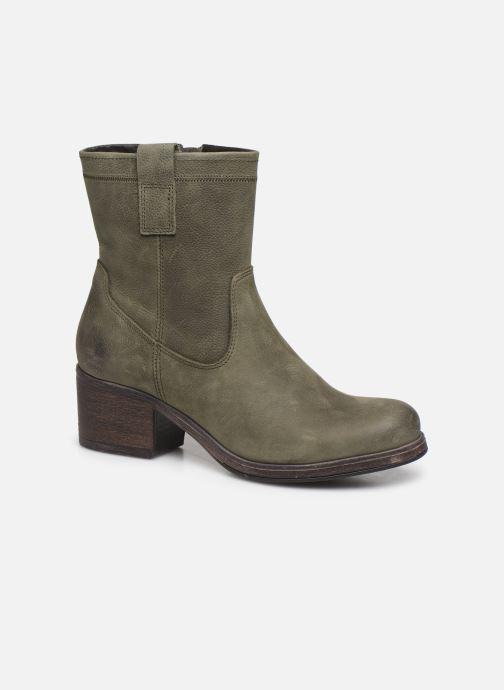 Bottines et boots Bullboxer 490516E6L Vert vue détail/paire