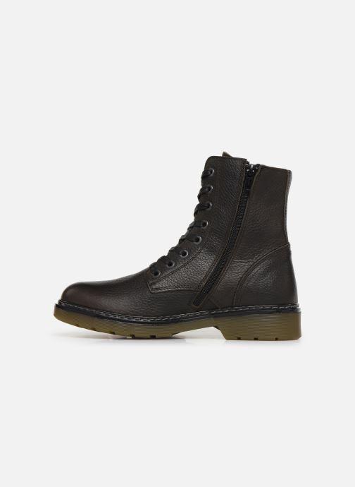 Bottines et boots Bullboxer 875M82701 Noir vue face