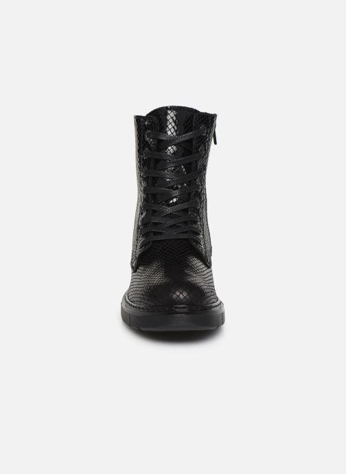Boots en enkellaarsjes Bullboxer 875M82701 Zwart model