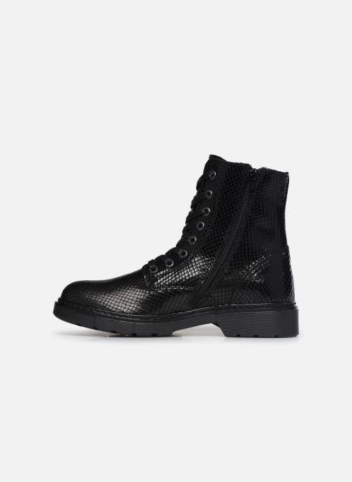 Boots en enkellaarsjes Bullboxer 875M82701 Zwart voorkant