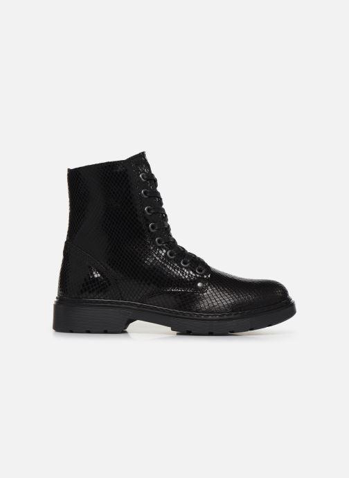 Boots en enkellaarsjes Bullboxer 875M82701 Zwart achterkant