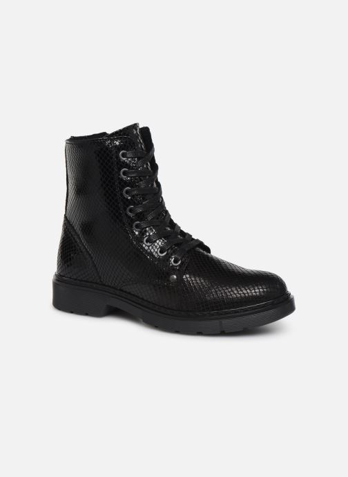 Boots en enkellaarsjes Bullboxer 875M82701 Zwart detail
