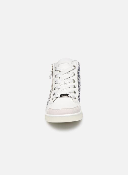 Sneaker Ara Sible OM St High Soft 34499 grau schuhe getragen