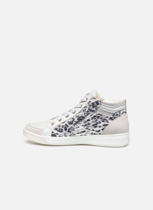 Sneaker Ara Sible OM St High Soft 34499 grau ansicht von vorne