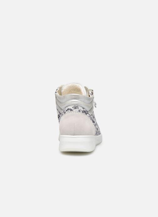 Sneaker Ara Sible OM St High Soft 34499 grau ansicht von rechts