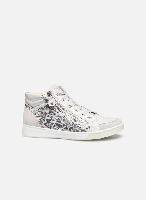 Sneaker Ara Sible OM St High Soft 34499 grau ansicht von hinten