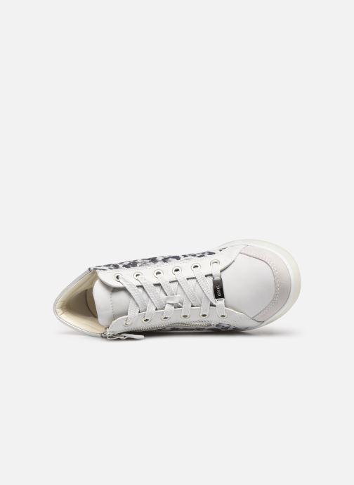 Sneaker Ara Sible OM St High Soft 34499 grau ansicht von links