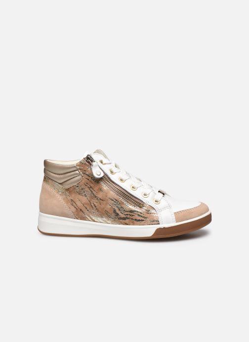 Sneakers Ara Plati OM st High Soft 34499 Marrone immagine posteriore