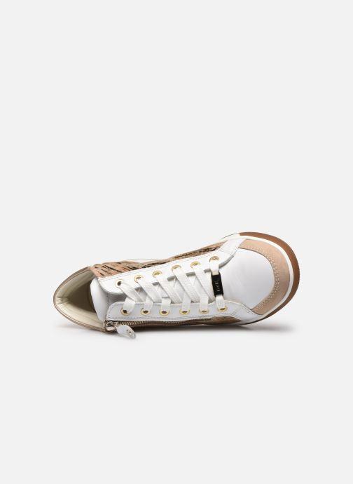 Sneakers Ara Plati OM st High Soft 34499 Marrone immagine sinistra