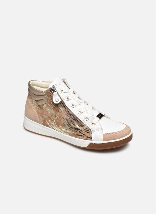 Sneakers Ara Plati OM st High Soft 34499 Marrone vedi dettaglio/paio