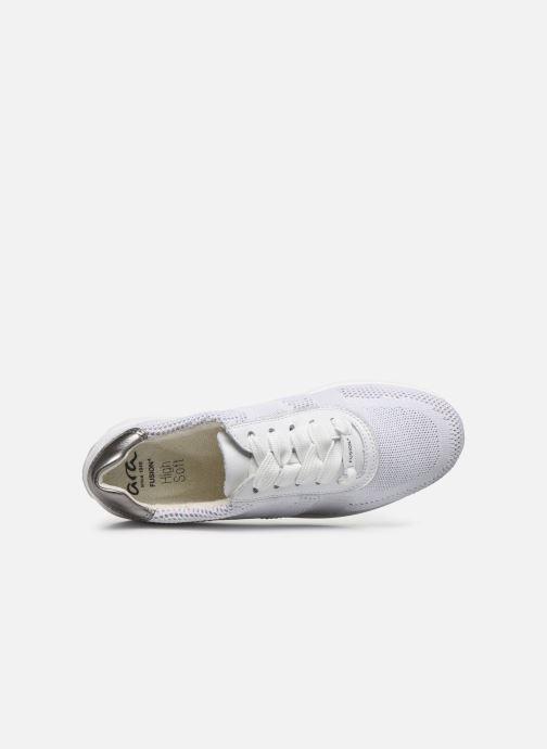 Sneakers Ara Aka Highsoft 34532 Bianco immagine sinistra