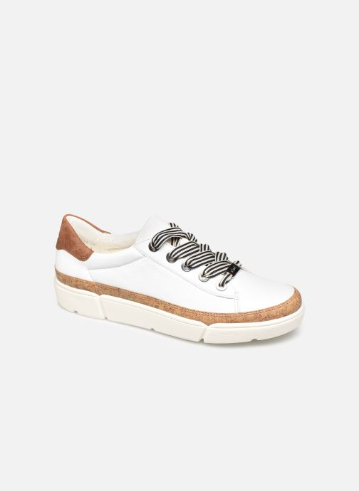 Sneakers Ara Rom HighSoft 14404 Wit detail