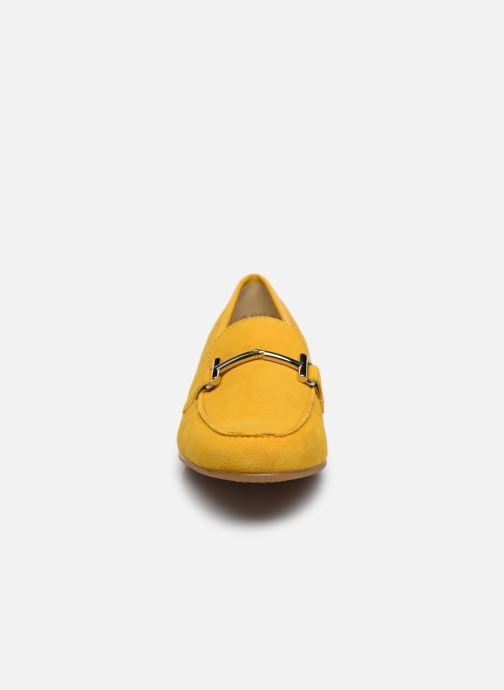 Mocassins Ara Kent HighSoft 31272 Jaune vue portées chaussures