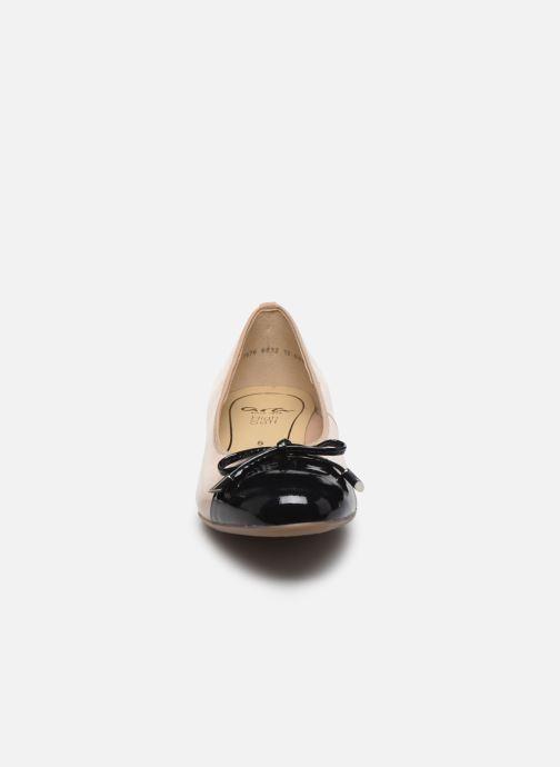 Ballerinas Ara Bari Hs 43721 beige schuhe getragen