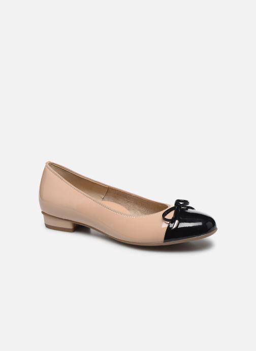 Ballerinas Ara Bari Hs 43721 beige detaillierte ansicht/modell