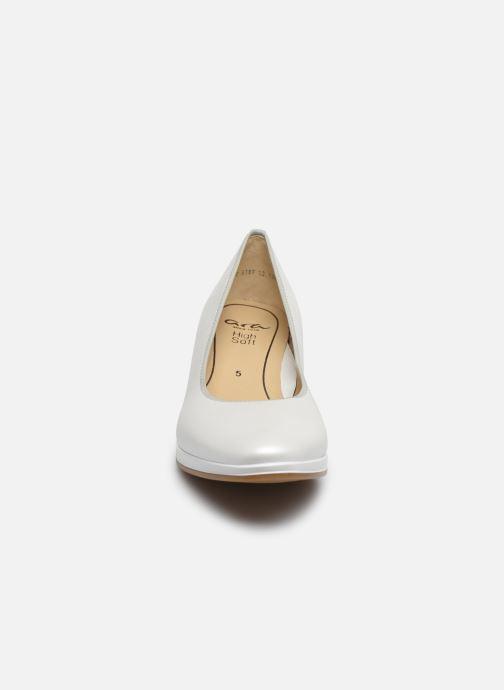 Escarpins Ara Orly Highsoft 13436 Blanc vue portées chaussures