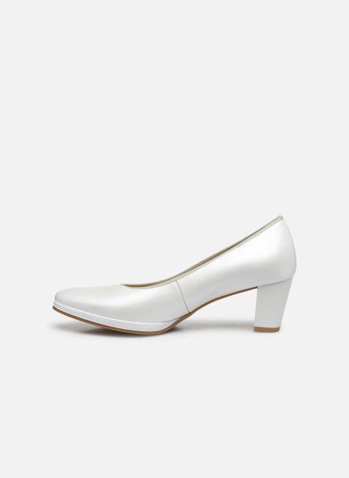Zapatos de tacón Ara Orly Highsoft 13436 Blanco vista de frente