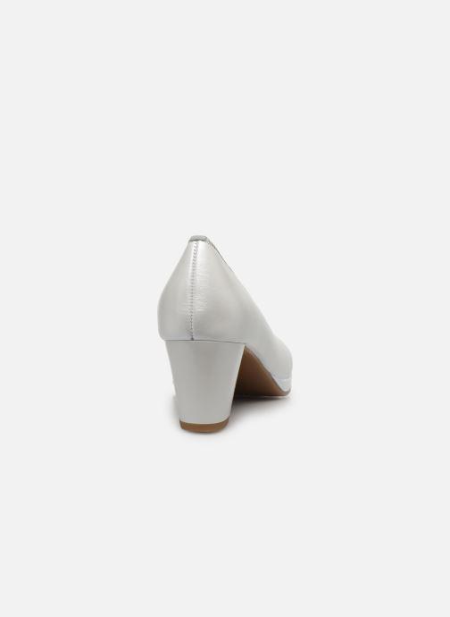 Zapatos de tacón Ara Orly Highsoft 13436 Blanco vista lateral derecha