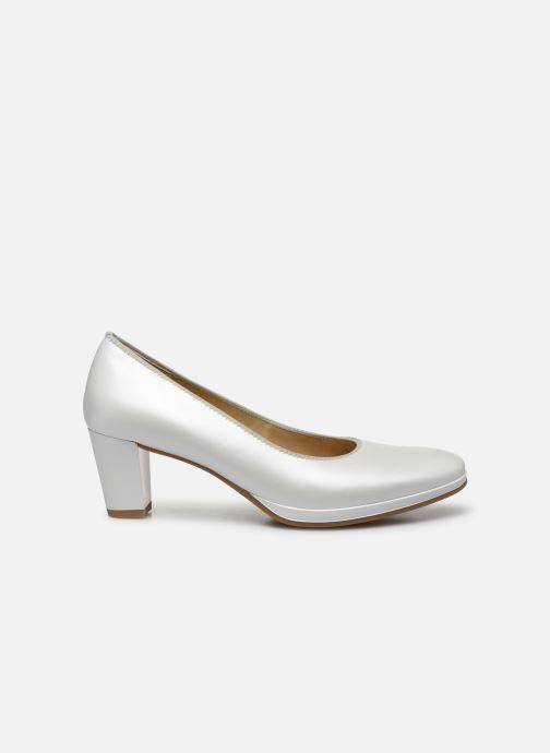 Zapatos de tacón Ara Orly Highsoft 13436 Blanco vistra trasera