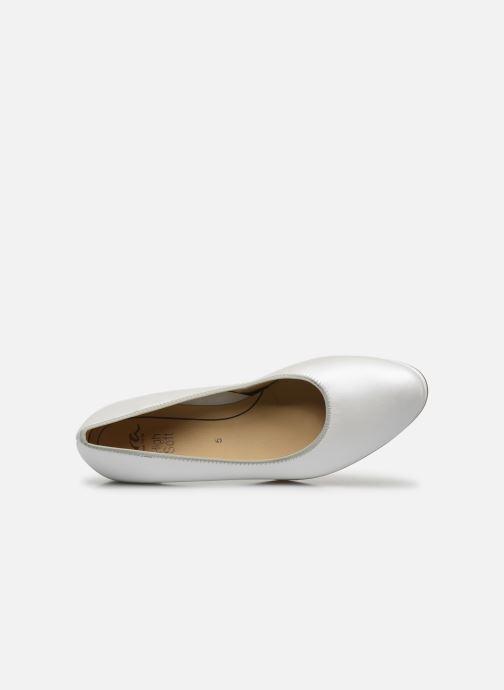 Zapatos de tacón Ara Orly Highsoft 13436 Blanco vista lateral izquierda